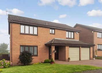 Thumbnail 4 bed detached house for sale in Dykehead Crescent, Airdrie, North Lanarkshire