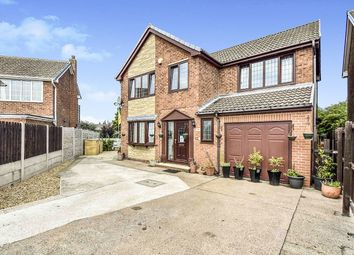 Thumbnail 4 bed detached house for sale in Sherwood Way, Cudworth, Barnsley