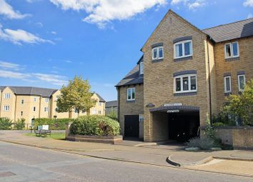Thumbnail 1 bed flat for sale in Alder Court, Cambridge