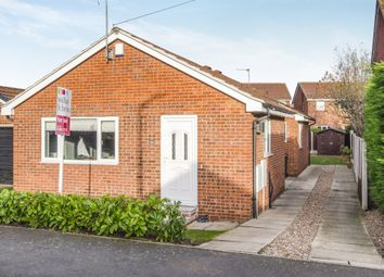 Thumbnail 3 bed detached bungalow for sale in Pinefield Avenue, Barnby Dun, Doncaster