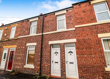 Thumbnail 3 bed flat for sale in Burradon Road, Burradon, Cramlington