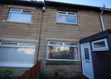 Thumbnail 3 bed terraced house to rent in Oswald Road, Newbiggin-By-The-Sea