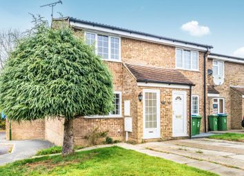 Thumbnail 2 bed end terrace house to rent in Eastcroft Mews, Horsham