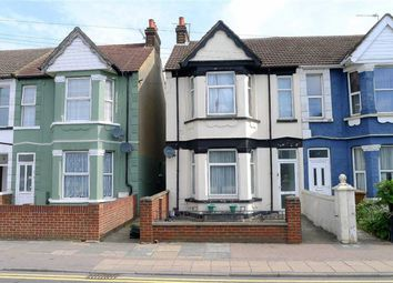 Thumbnail 4 bed semi-detached house for sale in Watling Street, Gillingham