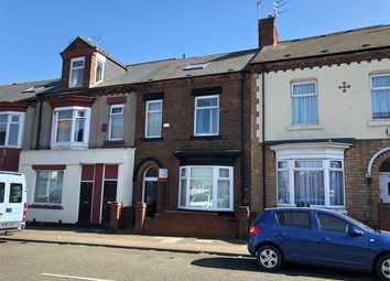 Thumbnail 8 bed terraced house to rent in Roker Avenue, Nr St Peters Campus, Sunderland, Tyne And Wear