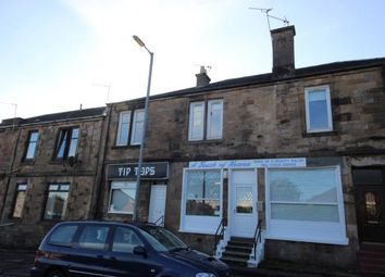 Thumbnail 2 bed flat for sale in Holmhead, Kilbirnie, North Ayrshire
