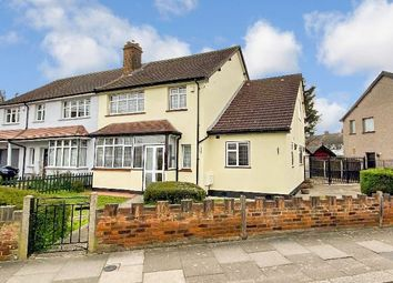 Thumbnail 4 bed semi-detached house for sale in Stainforth Road, Newbury Park
