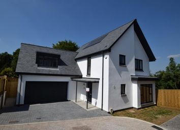 Thumbnail 4 bed detached house for sale in Mount Pleasant, Hill Lane, Plymouth, Devon