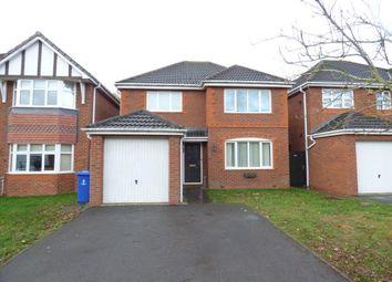 Thumbnail 4 bed detached house for sale in Rowan Close, Grange Park, Northampton, Northamptonshire