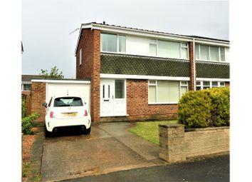 Thumbnail 3 bed semi-detached house for sale in Ashridge Close, Redcar