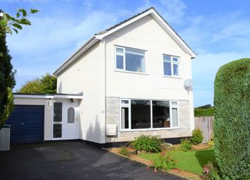 Thumbnail 3 bed detached house for sale in Pinewood Avenue, Midsomer Norton, Radstock