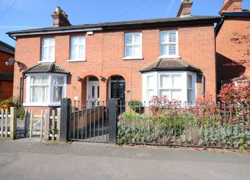 Thumbnail 3 bedroom semi-detached house to rent in Camden Road, Maidenhead