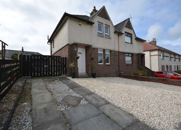 Thumbnail 2 bed semi-detached house for sale in Sannox Road, Kilmarnock