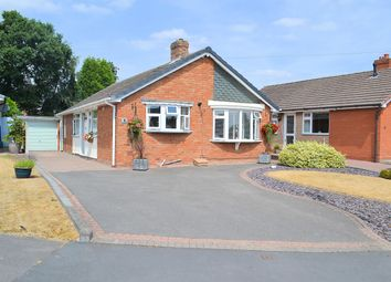 Thumbnail 2 bed detached bungalow for sale in Mavesyn Close, Hill Ridware, Rugeley