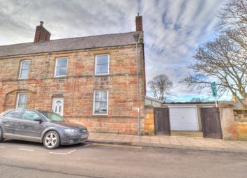 Thumbnail 3 bed end terrace house for sale in Northumberland Street, Alnmouth, Alnwick