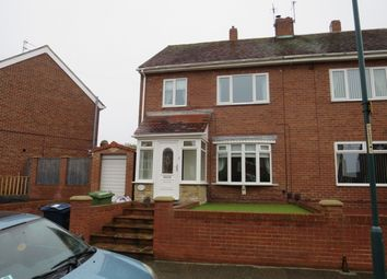 Thumbnail 3 bed semi-detached house for sale in Norfolk Road, South Shields