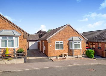Thumbnail 2 bed detached bungalow for sale in Honeysuckle Way, Melton Mowbray