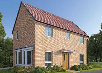 "Thumbnail 4 bed detached house for sale in ""The Fernwood"" at Bede Ling, West Bridgford, Nottingham"