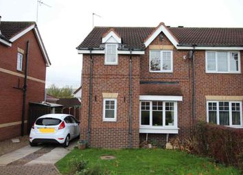 Thumbnail 3 bed semi-detached house for sale in Westongales Way, Bentley, Doncaster