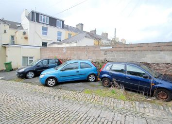 Thumbnail Parking/garage for sale in Alton Place, North Hill, Mutley, Plymouth