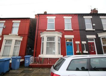 Thumbnail 3 bed terraced house to rent in Norris Green Road, West Derby