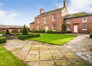 Thumbnail 4 bed detached house for sale in Westlinton, Carlisle