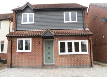 Thumbnail 3 bed property for sale in Glenfields, Whittlesey