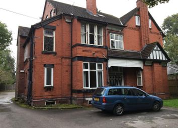 Thumbnail 2 bed flat to rent in Flat 1, 5 Lancaster Road, Manchester