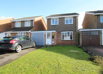 Thumbnail 3 bed detached house for sale in Hawthorn Crescent, Stapenhill, Burton-On-Trent
