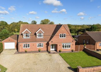 Thumbnail 5 bed detached house for sale in Wainfleet Road, Firsby, Spilsby