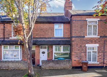 Thumbnail 2 bed terraced house for sale in Mafeking Street, Nottingham