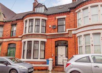 Thumbnail 5 bed terraced house for sale in Hallville Road, Liverpool