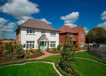 "Thumbnail 4 bedroom detached house for sale in ""Harrogate"" at Lady Lane, Blunsdon, Swindon"