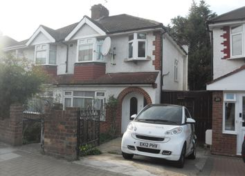 Thumbnail 3 bed semi-detached house for sale in 24 Elmgrove Road, Harrow