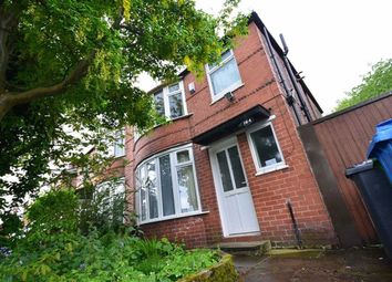 Thumbnail 2 bed property to rent in School Grove, Withington, Manchester, Greater Manchester