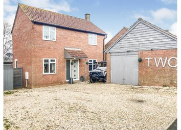 Woodhall Drive, Lake PO36. 3 bed detached house for sale