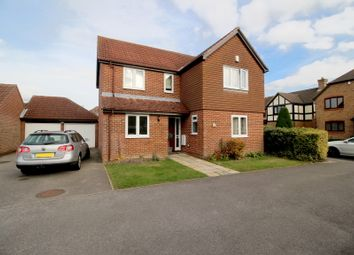 Thumbnail 4 bed detached house to rent in Cutter Avenue, Warsash, Southampton