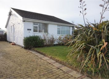 Thumbnail 2 bed detached bungalow for sale in Lon Lwyd, Pentraeth