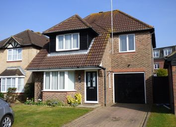 Thumbnail 4 bed detached house for sale in Campion Close, Rustington, Littlehampton