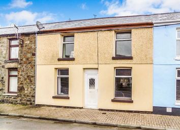 Thumbnail 3 bed property to rent in Rowland Terrace, Nantymoel, Bridgend