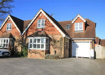 Thumbnail 3 bed semi-detached house for sale in Netherfield Hill, Battle, East Sussex