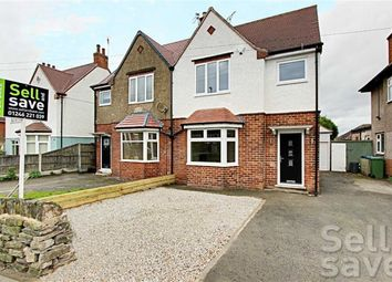 Thumbnail 3 bed semi-detached house for sale in Hasland Road, Hasland, Chesterfield, Derbyshire