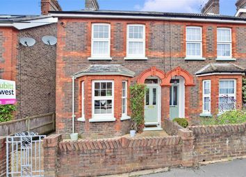 Thumbnail 2 bed semi-detached house for sale in Petlands Road, Haywards Heath, West Sussex