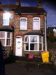 Thumbnail 3 bed end terrace house for sale in Florence Road, Ramsgate