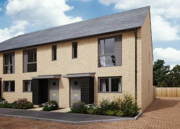Thumbnail 2 bed flat for sale in The Coats, Plot 44, 48, Divot Way, Basingstoke, Hampshire