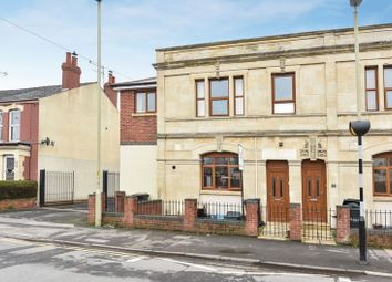 Thumbnail 2 bed flat for sale in Seymour Road, Linden, Gloucester