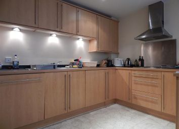 Thumbnail 1 bedroom property to rent in Calshot Court, Channel Way, Ocean Village, Southampton