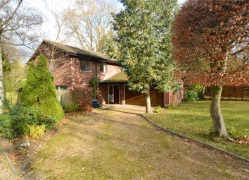 Thumbnail 4 bed detached house for sale in Luckley Wood, Wokingham, Berkshire