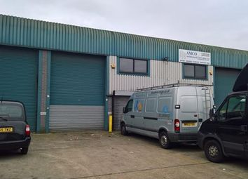 Thumbnail Light industrial to let in Unit Suttons Business Park, New Road, Rainham, Essex