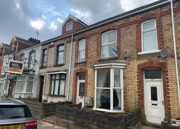 Thumbnail 5 bed terraced house for sale in St Helens Road, Swansea